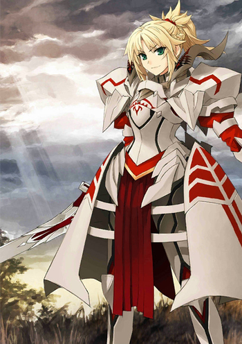 Fate Grand Order Sabers Characters Tv Tropes