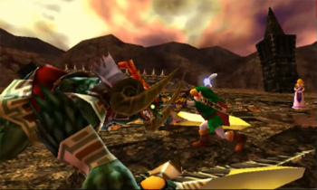 The Legend Of Zelda Ocarina Of Time Awesome Tv Tropes