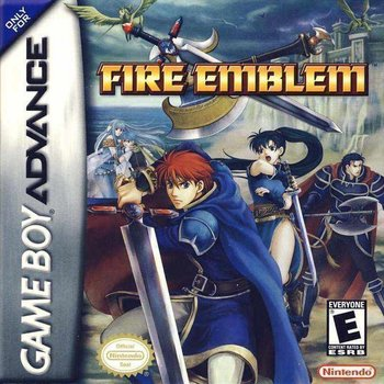 Fire Emblem: The Blazing Blade (Video Game) - TV Tropes