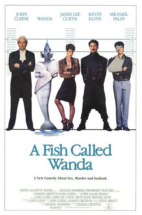 A Fish Called Wanda - Television Tropes & Idioms