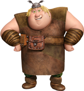 How to Train Your Dragon Films - Hooligan Tribe / Characters - TV Tropes