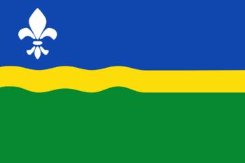 https://static.tvtropes.org/pmwiki/pub/images/flag_of_flevoland.png