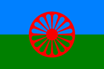 https://static.tvtropes.org/pmwiki/pub/images/flag_of_the_romani_peoplesvg.png