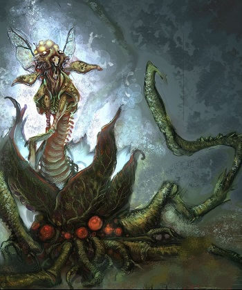 metroid creatures characters tv tropes