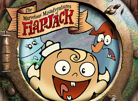 The Marvelous Misadventures of Flapjack (Western Animation ...