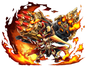 Brave Frontier Special Units / Characters - TV Tropes