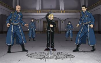 Fullmetal Alchemist Brotherhood Quotes Equivalent Exchange ...