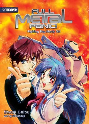 Full Metal Panic Light Novel Tv Tropes