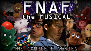 Five Nights at Freddy's: The Musical (Web Video) - TV Tropes