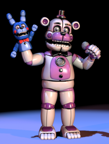 https://static.tvtropes.org/pmwiki/pub/images/fnafsl_funtime_freddy_and_bonnie_hand_puppet_models.png