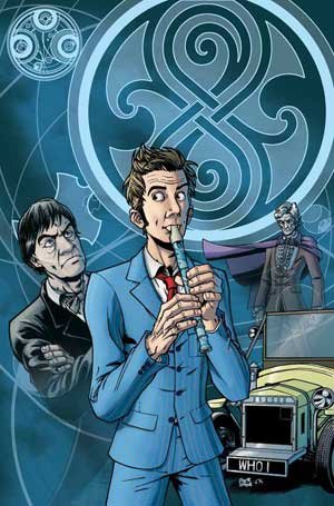 Doctor Who Comic Book