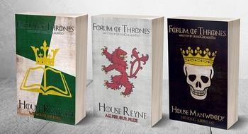 Forum Of Thrones Fanfic Tv Tropes