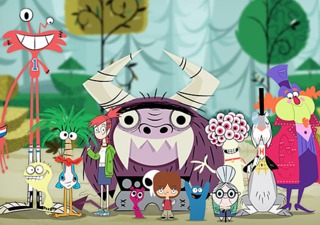 Fosters home for imaginary friends nude