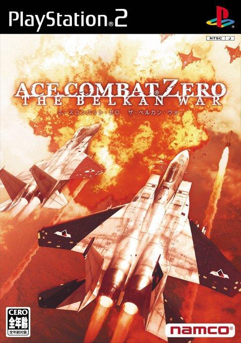 Ace Combat Zero: The Belkan War (Video Game) - TV Tropes