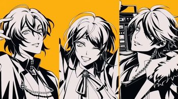 Hypnosis Mic Fling Posse / Characters - TV Tropes