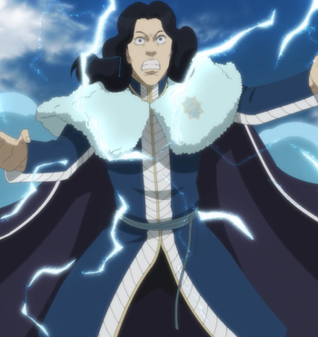 Black Clover Clover Kingdom Characters Tv Tropes Sometimes when he's disguised, he'll be playing with children, volunteering to help things and such. black clover clover kingdom