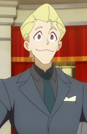 Little Witch Academia Characters Tv Tropes
