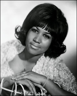 aretha franklin rock steady
