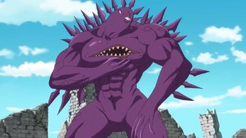 The Seven Deadly Sins Demon Clan / Characters - TV Tropes