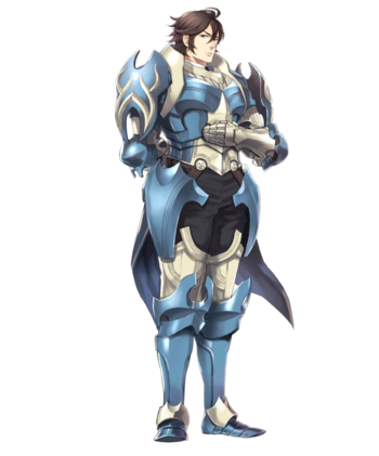 Fire Emblem Awakening First Generation Males / Characters