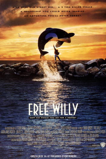 Liberad a Willy!