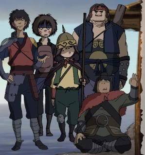 Avatar: The Last Airbender: Other Characters / Characters