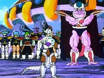 Dragon Ball Frieza's Empire / Characters - TV Tropes