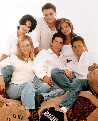 Critical Analysis of Interpersonal Relationships of the Hit 90s Sitcom 'Friends'