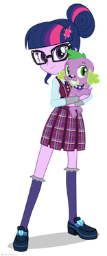 http://static.tvtropes.org/pmwiki/pub/images/friendship_games_twilight_sparkle_and_spike_artwork.png