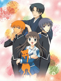 Fruits Basket Provides Examples Of
