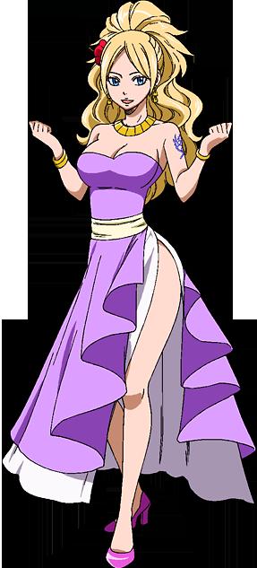 Fairy Tail – Blue Pegasus / Characters - TV Tropes