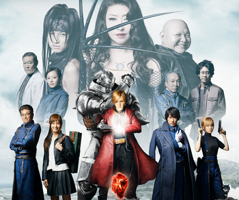 Fullmetal Alchemist (Film) - TV Tropes