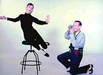 movie musical starring Audrey Hepburn   Kay Thompson and Fred Astaire    Funny Face Audrey Hepburn Fred Astaire