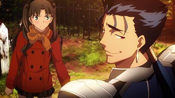 Fate Stay Night Unlimited Blade Works Funny Tv Tropes