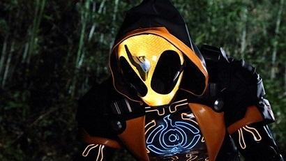Kamen Rider Ghost Ep 1 Awaken Self / Recap - TV Tropes