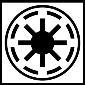 Star wars galactic republic characters tv tropes - Republic star wars logo ...