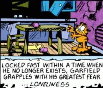 Garfield Nightmare Fuel Tv Tropes
