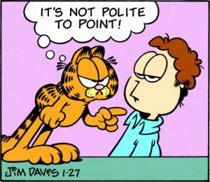 Newspaper Comics Garfield