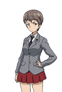 Girls Und Panzer Rival Schools Characters Tv Tropes