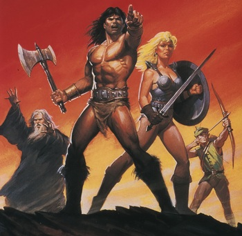 http://static.tvtropes.org/pmwiki/pub/images/gauntlet_by_joe_chiodo.jpg