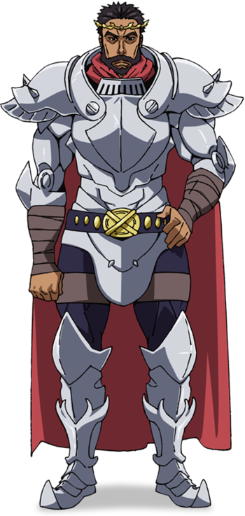 That Time I Got Reincarnated as a Slime / Characters - TV Tropes