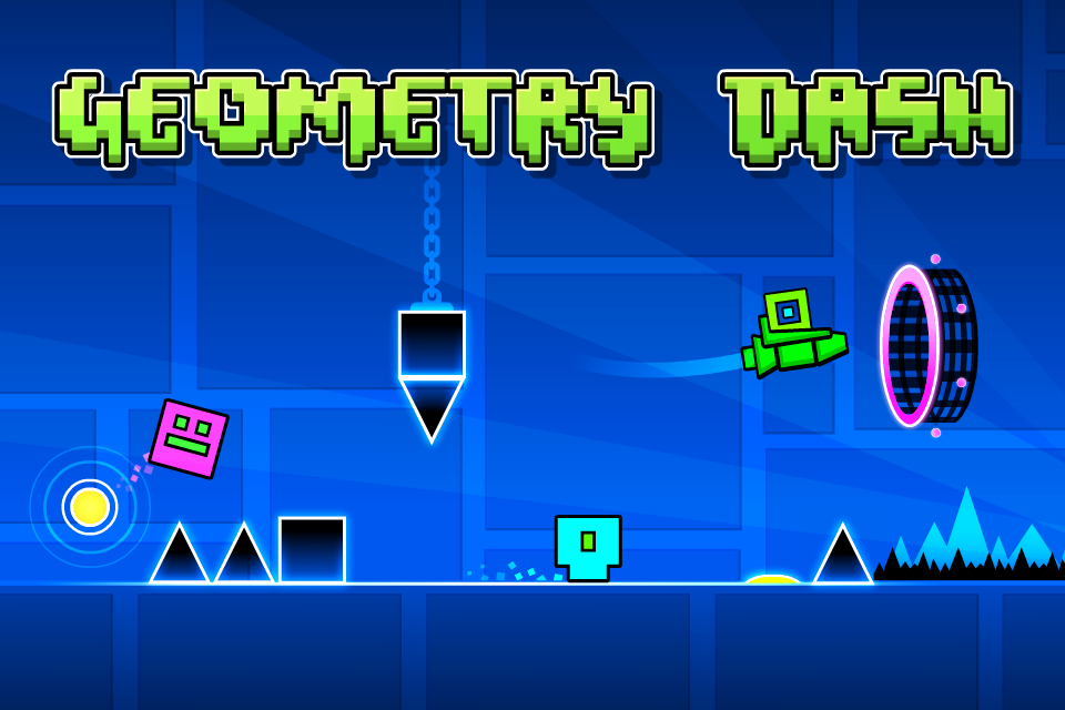 Geometry Dash Video Game Tv Tropes