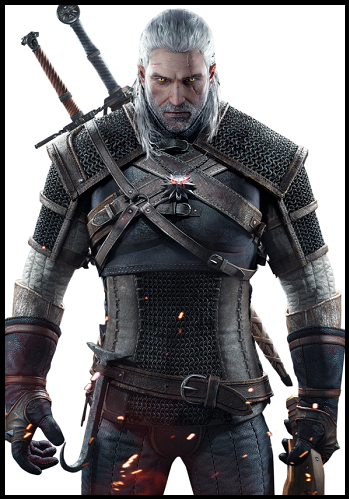 geralt of rivia by - photo #26