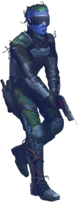 Starfinder Player Races / Characters - TV Tropes
