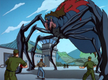https://static.tvtropes.org/pmwiki/pub/images/giant_mutant_widow_spider.png