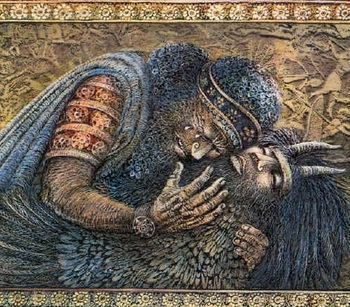 A character analysis of gilgamesh from the epic of gilgamesh