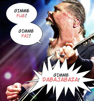 Metallica Fuel Meme   Gimme fuel  Gimme fire