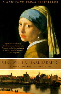 Image result for girl with a pearl earring book