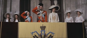 a review of nicholas and alexandra a 1971 film by franklin j schaffner Sam spiegel, the producer of the film franklin j schaffner, its director, and  james goldman, who adapted robert k massie's huge, bestselling.