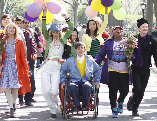 The glee project 2 sexuality tv links